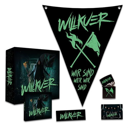 Willkuer – Willkuer, Ltd. Boxset