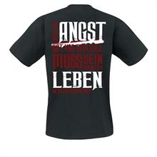 100% Deutschrock - Angst, T-Shirt