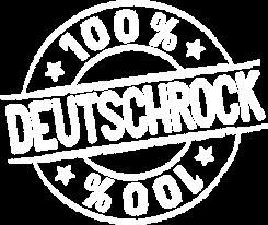 100% Deutschrock Onlineshop